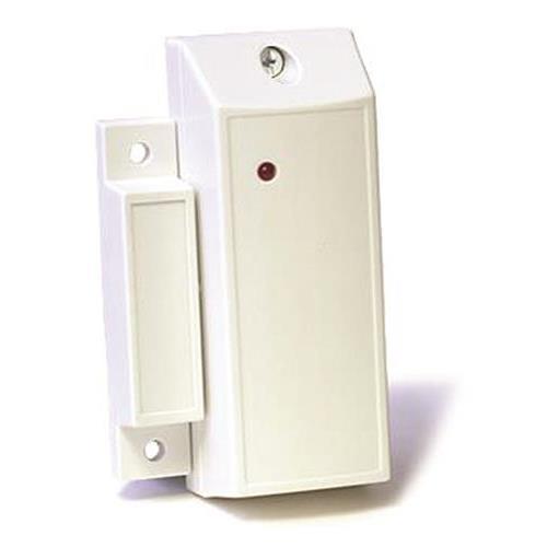 Visonic PowerMax magneetcontact MCT-302 + Extra Ingang, wit