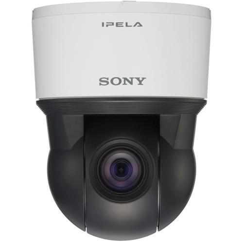 Sony SNC-EP521 Netwerkcamera - Kleur, Monochroom - 36x optische - EXview HAD CCD - Kabel - Fast Ethernet