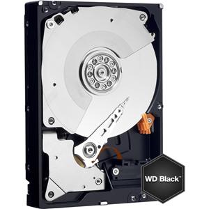 """WD Black WD1003FZEX 1 TB 3.5"""" Intern Harde schijf - SATA - 7200rpm - 64 MB buffer"""