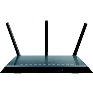 Netgear R6400 IEEE 802.11ac Ethernet Wireless router - 2.40 GHz ISM-band - 5 GHz UNII Band(3 x Extern) - 1750 Mbit/s Snelheid van draadloos netwerk - 4 x Netwerkpoort - 1 x Breedbandpoort - USB - Gigabit Ethernet - VPN-ondersteund - Bureaublad