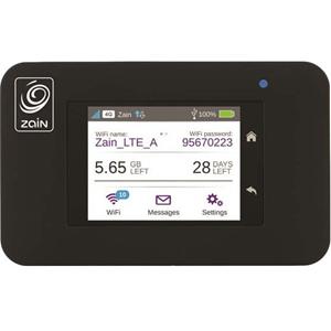 Netgear AirCard AC790S IEEE 802.11ac Cellular Modem/draadloze router - 4G - LTE 700, LTE 900, LTE 1800, LTE 2100, LTE 2600, WCDMA 850, WCDMA 900, WCDMA 1900, WCDMA 2100 - LTE - 2.40 GHz ISM-band - 5 GHz UNII Band(2 x Intern) - 300 Mbit/s Snelheid van draadloos netwerk - USB - VPN-ondersteund - Draagbaar