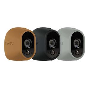 Arlo Case voor Draadloze camera - Zwart, Bruin, Grijs - Waterbestendig, UV-bestendig Resistant - Silicone