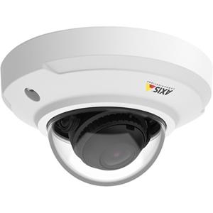AXIS 2 Megapixel Netwerkcamera - Kleur - MPEG-4 AVC, Motion JPEG, H.264 - 1920 x 1080 - 2.80 mm - RGB CMOS - Kabel - HDMI - dome