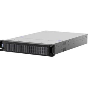"Netgear ReadyNAS 3312 12 x Total Bays SAN/NAS-opslagsysteem - 2U - Monteerbaar in rek - Intel Xeon E3-1225 v5 Quadcore (4-core) 3.30 GHz - 4 x HDD geïnstalleerd - 12 TB Capaciteit geïnstalleerde HDD - 8 GB RAM DDR4 SDRAM - Serial ATA controller - RAID-ondersteund 0, 1, 5, 6, 10, Hot Spare, JBOD, X-RAID2 - 12 x 2.5""/3.5"" gleuf - Gigabit Ethernet - eSATA - 2 USB Port(s) - 2 USB 3.0 Port(s) - Netwerk (RJ-45) - ReadyNAS OS 6 - LACP, DLNA, IPv6, NTP, SMTP, Rsync, WEBDAV, NFSv3, iSCSI, TCP/IP, AF"