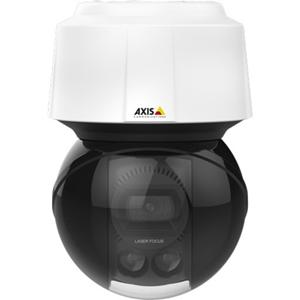 AXIS Q6155-E Netwerkcamera - Kleur, Monochroom - Motion JPEG, H.264, MPEG-4 - 1920 x 1080 - 4.30 mm - 30x optische - CMOS - Kabel - dome - Muurbevestiging, Hangbevestiging, Plafondsteun, Voetmontagebeugel, Paalmontage, Hoekbevestiging