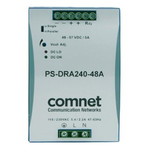 ComNet Proprietary voeding - 90% - 48 V DC Output Voltage - DIN Rail