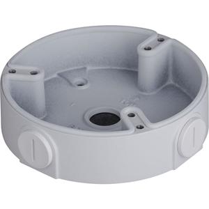 Dahua PFA137 Montagedoos voor Netwerkcamera - 1 kg laadcapaciteit - Wit
