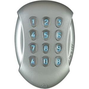 Digicode Keypad - Deur - Sleutelcode - 100 Gebruiker(s) - 48 V DC - Oppervlakbevestiging