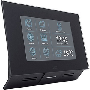 "2N Indoor Touch 17.8 cm (7"") Video masterstation - Touchscreen LCD - Volledige duplex - Deur"