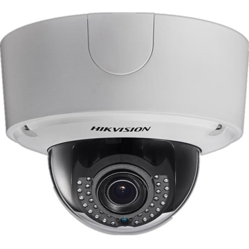 Hikvision Darkfighter DS-2CD4526FWD-IZ 2 Megapixel Netwerkcamera - Kleur - 40 m Night Vision - Motion JPEG, MPEG-4, H.264 - 1920 x 1080 - 2.80 mm - 12 mm - 4.3x optische - CMOS - Kabel - dome - Plafondsteun, Muurbevestiging, Hangbevestiging