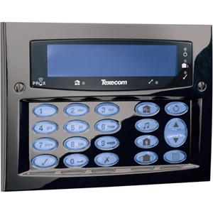 Texecom Premier Elite Toetsenbord voor programmering - Voor Bedieningspaneel - Gunmetal
