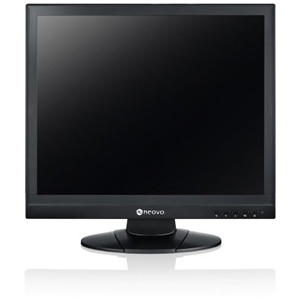 "AG Neovo SC-19AH 48.3 cm (19"") LED LCD-monitor - 5 ms - 1920 x 1080 - 16,7 miljoen kleuren - 250 cd/m² - 1,000:1 - Full HD - Luidsprekers - HDMI - VGA - 18 W"