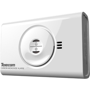 Texecom Premier Elite CO-W Gasleksensor - Wireless - Koolmonoxide - Gas detectie - 4 Jaar batterij - Alkaline