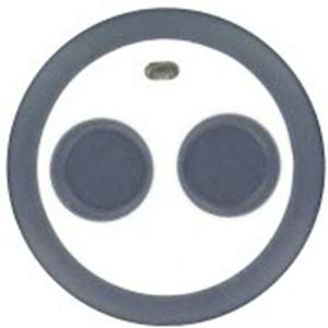 Honeywell 2 Toetsen Sleutelzender - Op muur monteerbaar