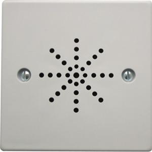 Elmdene Luidspreker - Roestvrijstaal - 16 Ohm - Flushmount, Oppervlakbevestiging