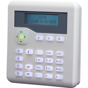Eaton Beveiligingstoetsenbord - Voor Bedieningspaneel