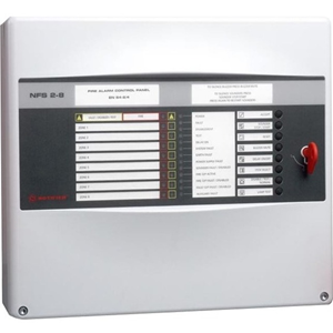 Notifier Bedieningspaneel brandmelder - 4 zone(s)