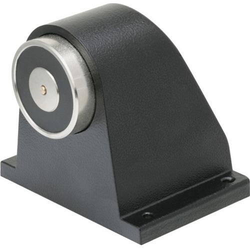 Eaton Elektromagnetische deurhouder - Drukknop, Op muur monteerbaar - Aluminium - Zwart