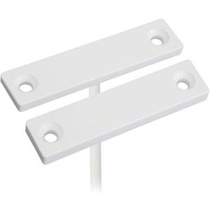 Alarmtech Kabel Magnetisch contact - N.C. - voor Deur, Window - Oppervlakbevestiging - Wit, Bruin