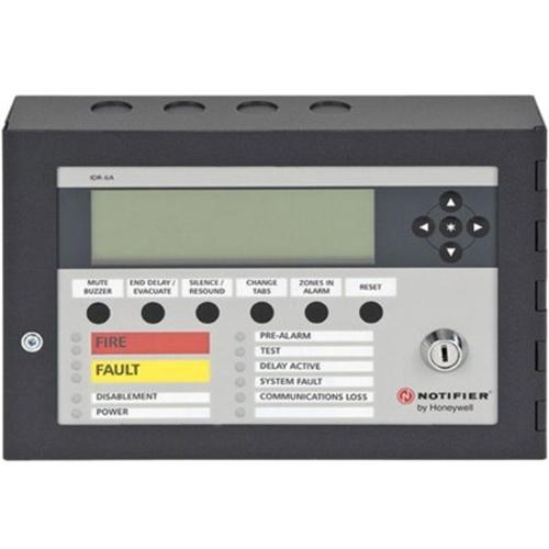 Notifier IDR-6A Actieve repeater, bedieningspaneel - Voor Bedieningspaneel