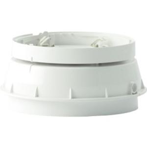Notifier Adresseerbare alarmvoet voor Sounder - Puur wit