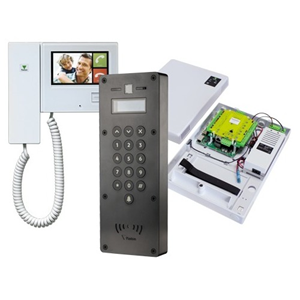 Paxton Access Net2 Entry Video deur telefoon substation - Plastic - Deur