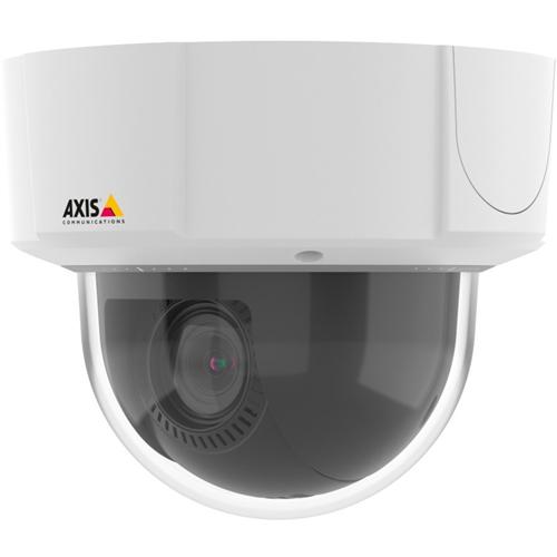 AXIS M5525-E Netwerkcamera - dome - Motion JPEG, H.264, MPEG-4 AVC - 1920 x 1080 - 10x optische - CMOS - Ingebouwde montage, Muurbevestiging, Plafondsteun, Paalmontage, Voetmontagebeugel, Hangbevestiging, Hoekbevestiging