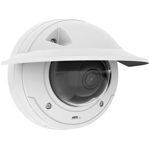 AXIS Netwerkcamera - dome - H.264 - 1920 x 1080 - 3.3x optische