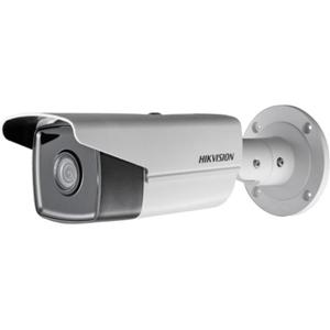Hikvision EasyIP 3.0 DS-2CD2T45FWD-I5 4 Megapixel Netwerkcamera - Kleur - 50 m Night Vision - MJPEG, H.264 - 2688 x 1520 - 2.80 mm - CMOS - Kabel - Kogel - Bevestiging voor verdeeldoos