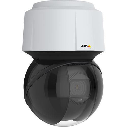 AXIS Q6125-LE Netwerkcamera - Monochroom, Kleur - 200 m Nachtvisie - H.264, MPEG-4 AVC, Motion JPEG - 1920 x 1080 - 4.30 mm - 129 mm - 30x optische - CMOS - Kabel - Dome - Plafondsteun, Muurbevestiging, Ingebouwde montage, Paalmontage, Voetmontagebeugel, Hangbevestiging, Hoekbevestiging