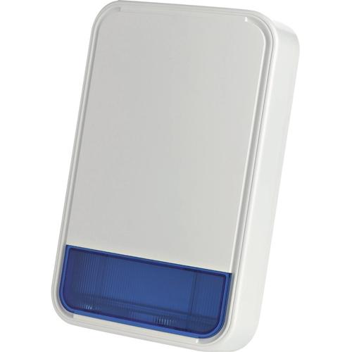 Visonic SR-740 PG2 Toeter/stroboscoop - Wireless - 3.60 V - 110 dB - Visueel, Hoorbaar