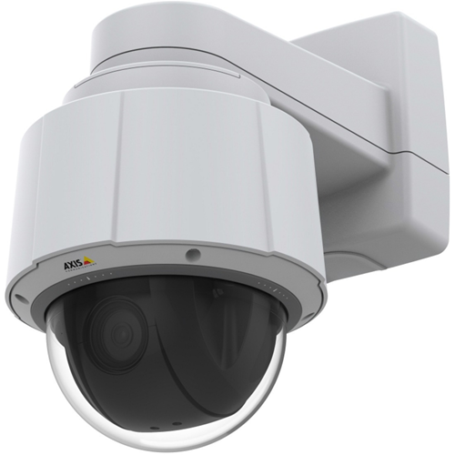 AXIS Q6075-E 50 Hz Netwerkcamera - Motion JPEG - 1920 x 1080 - 40x optische - CMOS - Muurbevestiging, Paalmontage, Ingebouwde montage, Plafondsteun, Paalmontage, Voetmontagebeugel