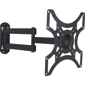 W Box Montagebeugel voor Monitor - Zwart - 1 Display(s) Supported106.7 cm scherm support - 25 kg laadcapaciteit - 200 x 200 VESA Standard
