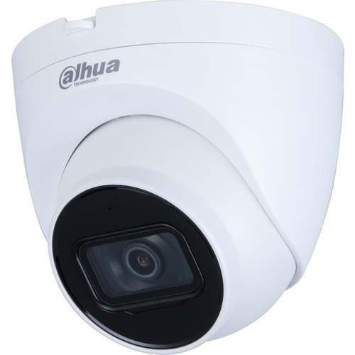 Dahua Lite DH-IPC-HDW2431T-AS-S2 4 Megapixel Netwerkcamera - Turret - 30 m Nachtvisie - MJPEG, H.265, H.264 - 2688 x 1520 - CMOS - Bevestiging voor verdeeldoos, Muurbevestiging, Paalmontage