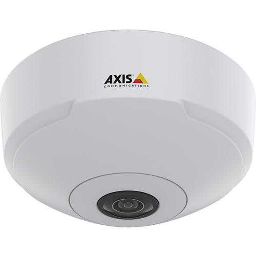 AXIS M3068-P 12 Megapixel Netwerkcamera - Mini Dome- Motion JPEG - 4000 x 3000 - RGB CMOS - Gekantelde bevestiging, Ingebouwde montage, Hangbevestiging, Muurbevestiging, Plafondsteun, Lichtprofielmontage, Bevestiging aan geleider, Bevestiging voor toestelverbindingsdoos, Paalmontage, Hoekbevestiging