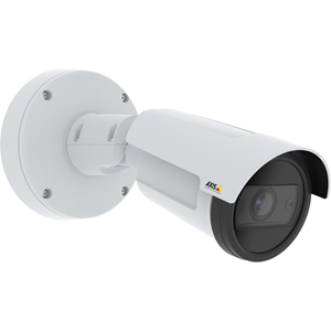 AXIS P1455-LE 2 Megapixel Netwerkcamera - Bullet - 40 m Nachtvisie - MJPEG - 1920 x 1080 - 3x optische - RGB CMOS - Bevestiging voor verdeeldoos, Paalmontage, Hoekbevestiging, Bevestiging aan geleider
