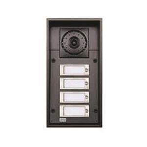 Videofoon IP Force 4 drukknoppen - 10W