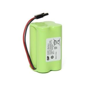 NiMH batterijpack 4,8V/1,3Ah