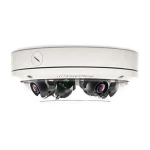 IP DOME M/PIXEL EXT D/N 12M 4X2.8WDR