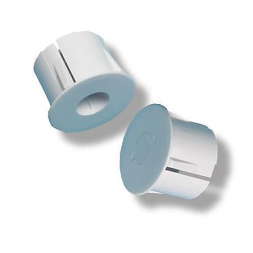 Alarmtech adapter voor inbouw in metaal, met sterke magneet