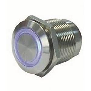 CDVI Inbouw drukknop verlicht