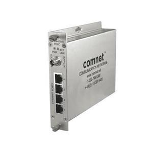 Comnet 4kanaals IP over coax