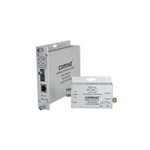 Comnet Media converters single poort mm st