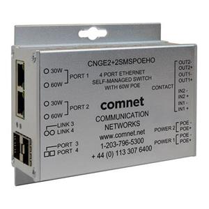 Comnet netwerkswitch self managed met high PoE