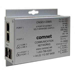 Comnet netwerkswitch managed met high PoE