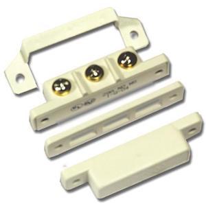GRI opbouw magneetcontact 29C wisslecontact wit