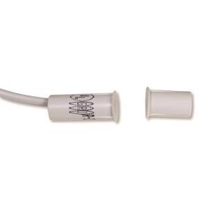 Gri Inbouw Magneetcontact 2020 Wide Gap 2x 3k3