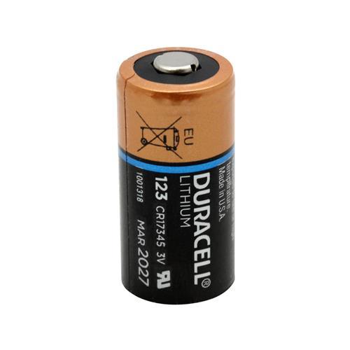 Duracell Algemene doeleinden Batterij - 1400 mAh - CR123A - Lithium (Li) - 3 V DC
