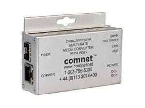 MEDIA CONVERTERS 100Mbps 1Gbps SFP PoE