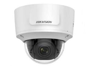 HIKVision Outdoor varifocale IP Dome camera 4MP 2.8-12mm IR: EXIR 30m